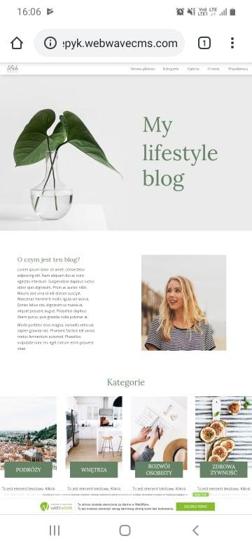 Jak stworzyć stronę internetową - krok 3